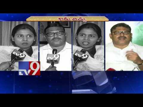 TDP Vs YSRCP over MLA Bhuma Akhila Priya car attack