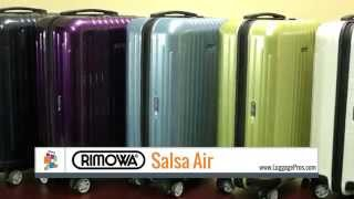 Rimowa - Salsa Air Collection