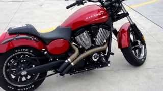 9. 2013 victory judge conquest customs exhaust