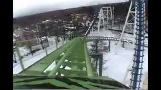 Ever wonder what it's like to ride roller coasters in the FREEZING cold snow?!??!  This insane theme park video from Japan shows what happens when you're caught at a theme park in a snow storm!Download more roller coaster and theme park videos at www.themeparkreview.comPlease note - onride footage in this video was taken with permission from the park and filmed by professional ride photographers. Please DO NOT attempt to take video on roller coasters without proper permission from the park as filming on rides can be DANGEROUS!!!To order our Theme Park and Roller Coaster DVDs click: http://www.themeparkreview.com/order.htmTheme Park ReviewEditor: Robb Alvey