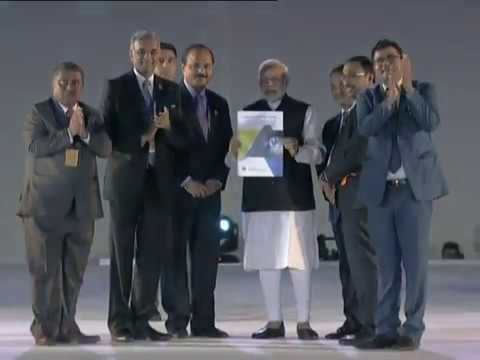 PM Modi launches the New Chartered Accountancy Course Curriculum
