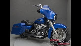 9. 2007  HARLEY DAVIDSON  FLHX STREET GLIDE - National Powersports Distributors