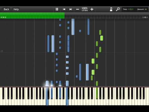 春奈るな - Startear (ソードアート・オンライン II ED1, TV Size) Piano Transcription (видео)