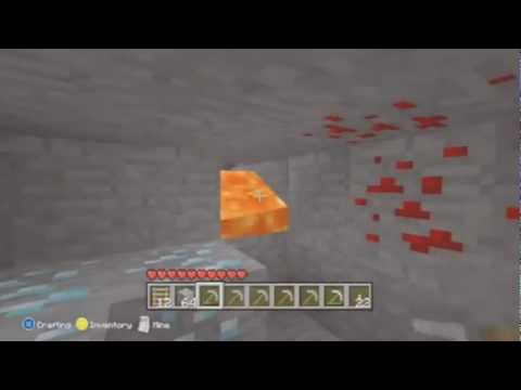 Minecraft Xbox Edition: How To Find Diamonds