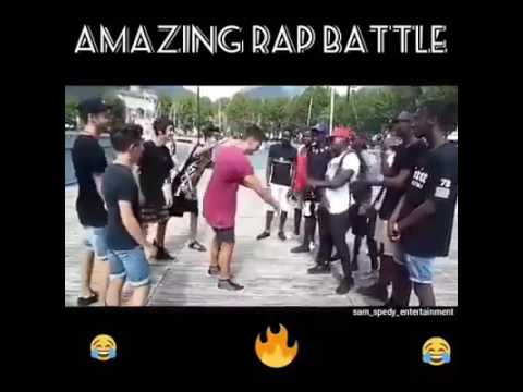 Must Watch!!!!!! Rap Battle