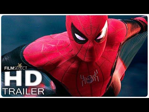 SPIDER-MAN: FAR FROM HOME Trailer (2019) - Thời lượng: 2 phút, 57 giây.