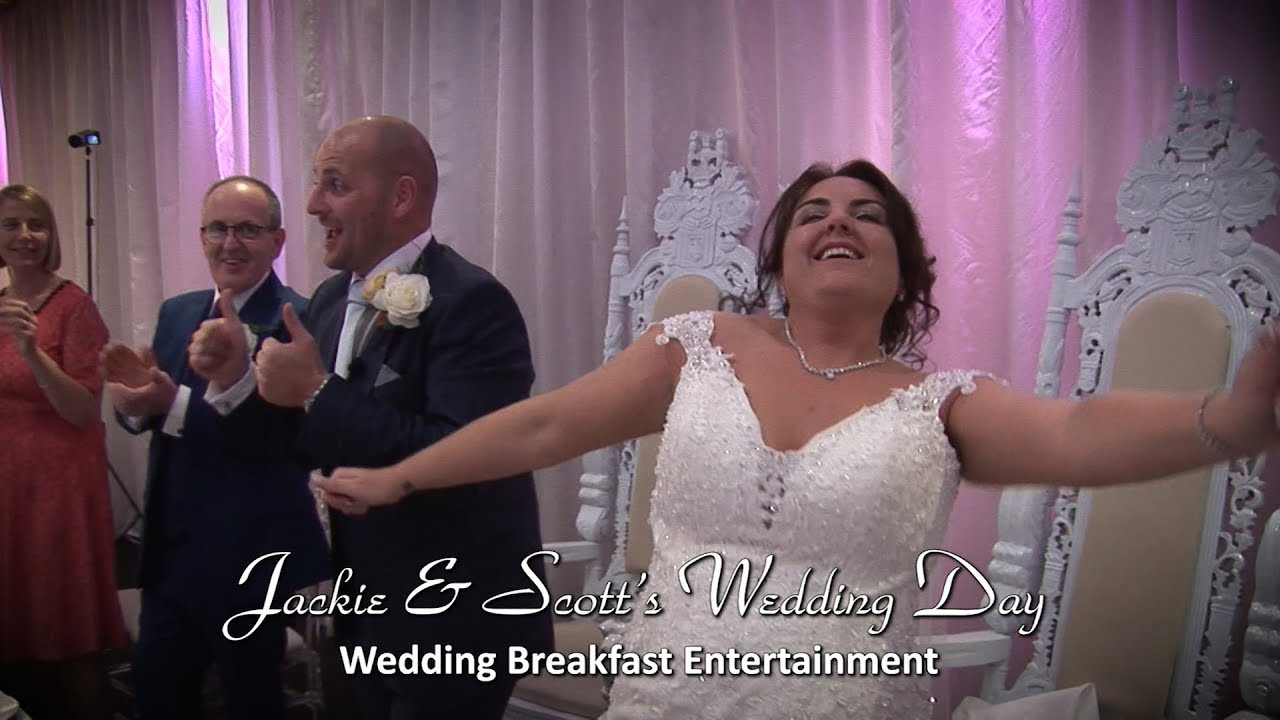 Jackie & Scott: Waiters Tease