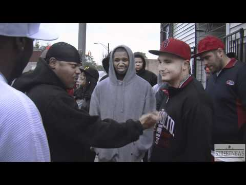 Street Battles: Vol. 1: Battle 02 Otis Vs. Ben Roy