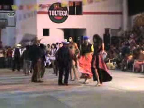 Fiesta en Pinotepa Nacional Oaxaca México