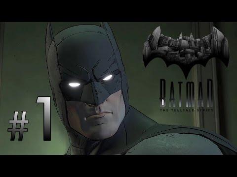Batman -  The Telltale Series Прохождение {часть 1} Прием