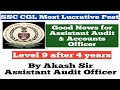 Good News for CGL AAO Post||In Hindi