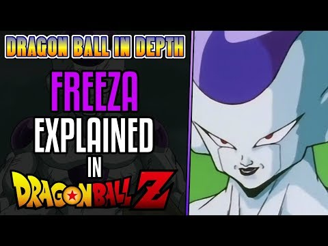 Who is Frieza? Everything You Ever Wanted To Know About Frieza - Dragon Ball In Depth 08