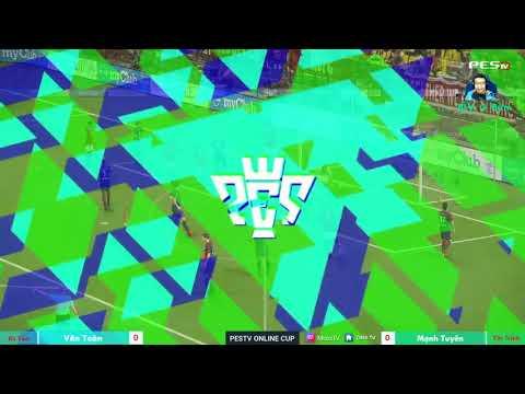 PESTV Online Cup | Bảng B | Hà Tĩnh - Văn Toàn vs Tây Ninh - Mạnh Tuyên 02-11-2017