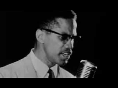 Malcolm X  l By Any Means Necessary