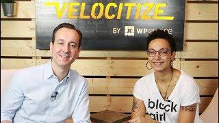 Video Tanarra Schneider on Tension as an Opportunity   Velocitize Talks MP3, 3GP, MP4, WEBM, AVI, FLV Juli 2018