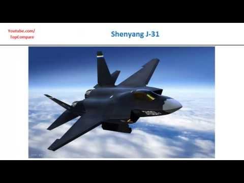 Shenyang J-31 VS Lockheed Martin...