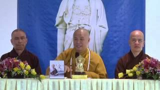 10 Công Đức In Ấn Tống Kinh, Tượng Phật (Úc Châu) - ĐĐ Thích Giác Nhàn