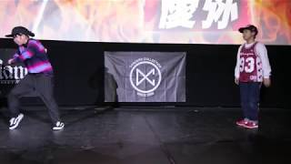 Anna vs 優弥 – D-PRIDE ライト級 BEST16