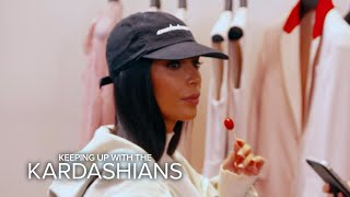 Video KUWTK | Kim Kardashian West's Shopping Trip Turns Scary | E! MP3, 3GP, MP4, WEBM, AVI, FLV Juni 2018