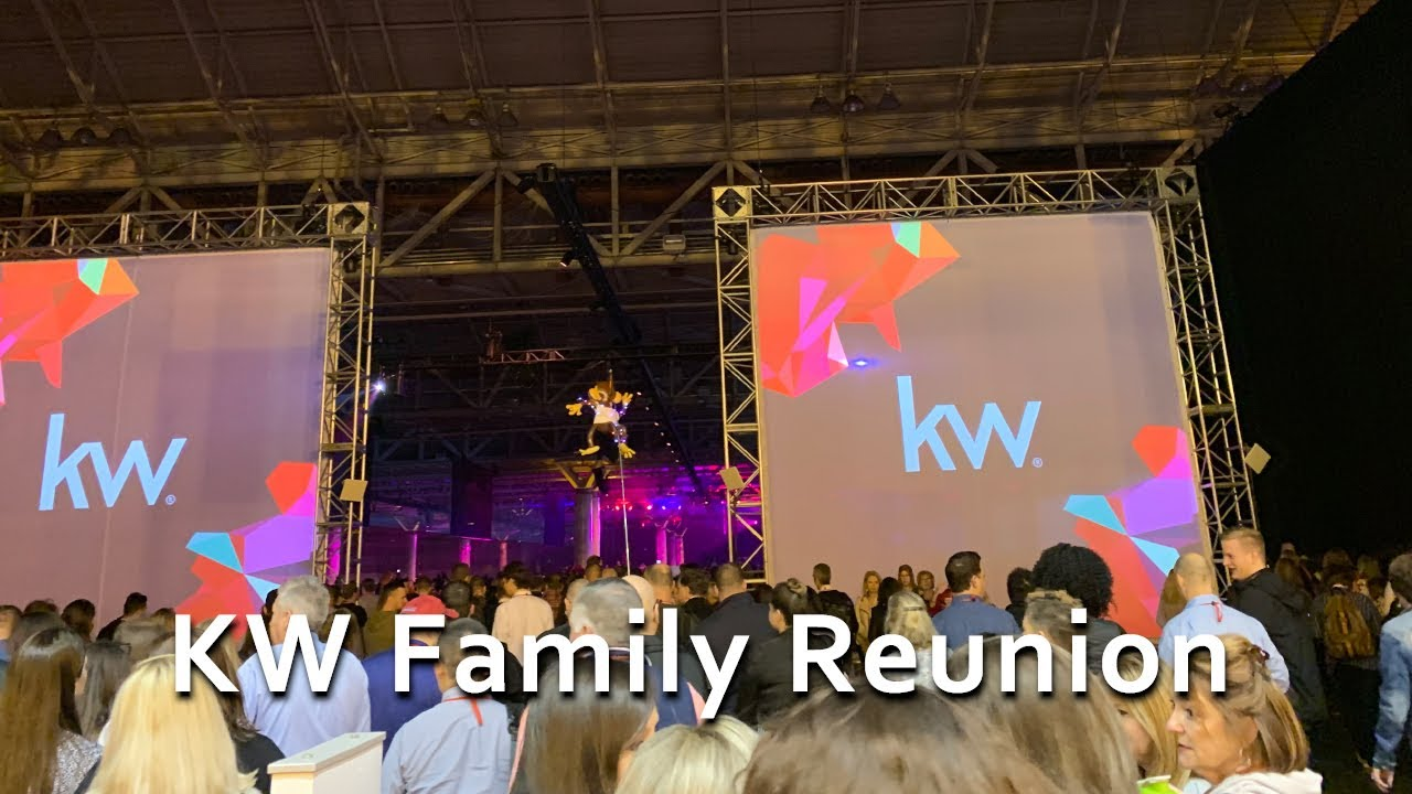 Highlights from the 2019 Keller Williams Family Reunion