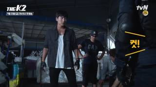 Video Ji Chang Wook Hard Practicing For Action Scenes for 'THE K2' MP3, 3GP, MP4, WEBM, AVI, FLV Februari 2018