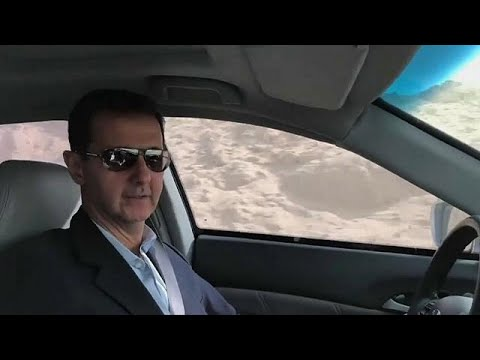 Bashar al Assad - ein Präsident auf PR-Tour durch die R ...