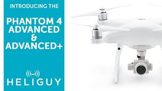 The Phantom 4 Advanced has arrived. An affordable, high-quality aerial camera system that lets users focus on capturing the best imagery and footage with a s...