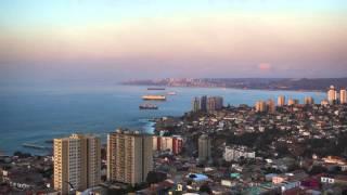 Valparaiso Chile  city photo : VALPARAÍSO , CHILE ENERO 2016 (4K) (Sony rx100mIV)