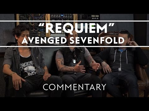 Avenged Sevenfold - Requiem (Commentary)