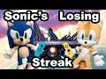 Video TT Movie: Sonic's Losing Streak