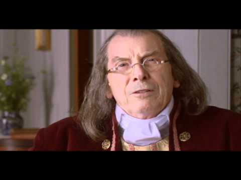 Freemason - In this short inspiring movie, Ben Franklin explains what it means to be a Freemason.