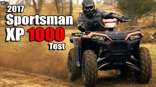 1. 2017 Polaris Sportsman XP 1000 Test Review