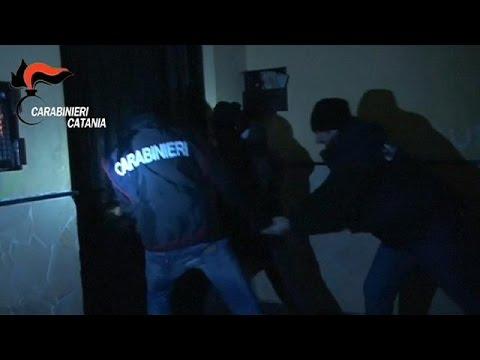 Ιταλία: Γιγαντιαία επιχείρηση της αστυνομίας – Συνέλαβαν 109 μέλη της μαφίας