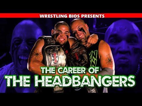 The Career of The Headbangers