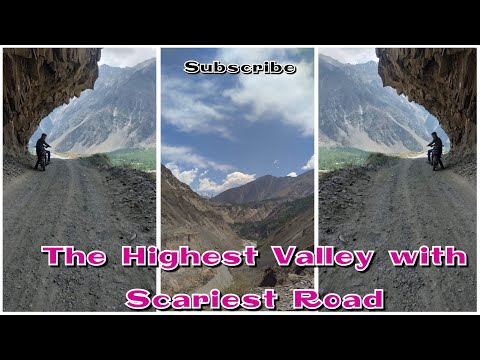 Miachar Valley; The Highest Valley in Nagar with Scariest Road   Gilgit Diaries Ep:12   Seema Batool