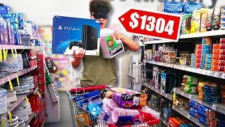 I Bought this 16 Year Old Kid Anything He Touched for 24 Hours (Blindfolded)