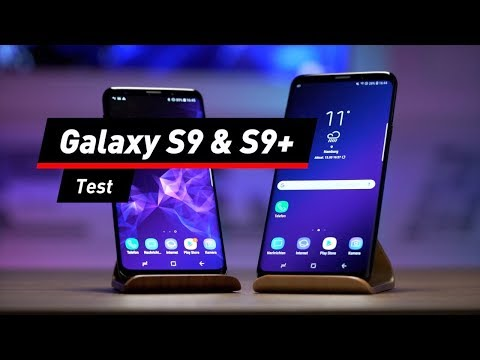 Galaxy S9 und S9 Plus: 9 Fakten aus dem Labor-Test