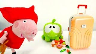 Peppa Pig português - Chapeuzinho Vermelho. Peppa Pig em Português Brasil.