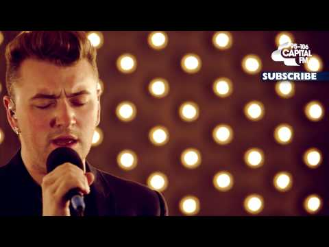Sam Smith - 'When I Was Your Man' (Bruno Mars Cover) (Capital Live Session) (видео)