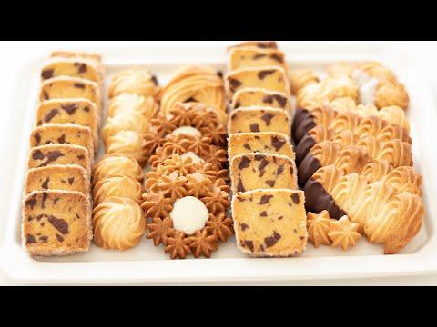 アイスボックスクッキーと絞り出しクッキーの作り方&ラッピング*バレンタイン cookie|HidaMari Cooking - Thời lượng: 9 phút, 42 giây.