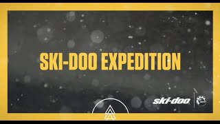 10. 2017 Ski-Doo : Expedition