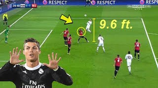 Video 10 Impossible Things That Only Cristiano Ronaldo Did In Football HD MP3, 3GP, MP4, WEBM, AVI, FLV Desember 2017