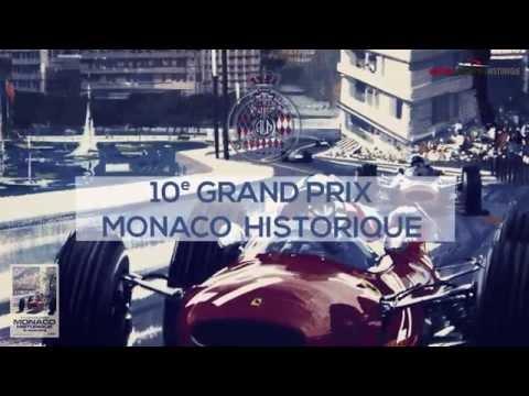 Programme du Jour du 10ème Grand Prix de Monaco Historique