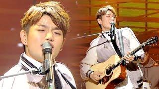 《Debut Stage》 SAM KIM(샘김) (feat.Crush) - No Sense (No 눈치) @인기가요 Inkigayo 20160417 Video