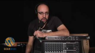 Video Dbx 223 Crossover Demo: Bill Holland In His First Crossover Hit Video MP3, 3GP, MP4, WEBM, AVI, FLV Desember 2018
