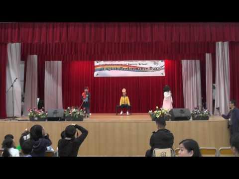 English Performance 英文話劇表演 3B