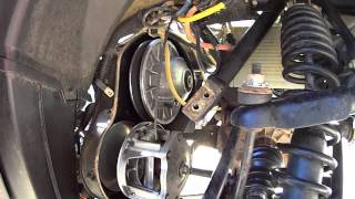 3. Polaris Sportsman 850 XP Belt Change