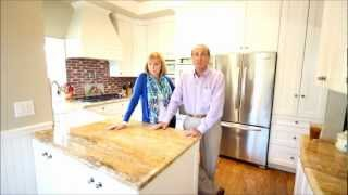 Customer Testimonial Kitchen Remodel in Mission Viejo by APlus Orange county kitchen remodeling