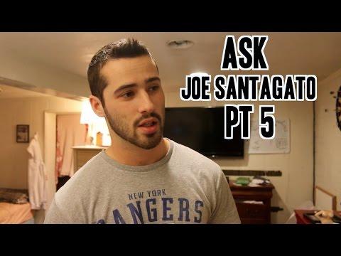 Ask Joe Santagato Pt 5