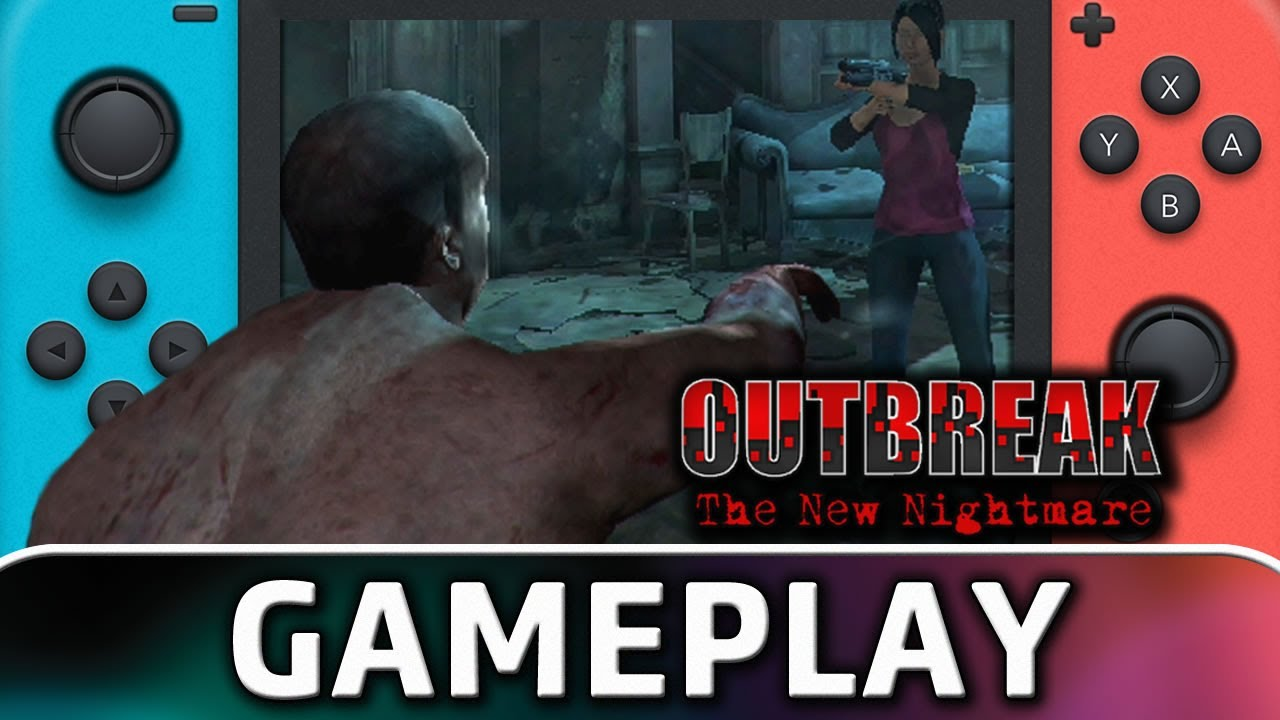 Outbreak: The Nightmare Chronicles   Nintendo Switch Gameplay
